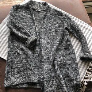 Big comfy Daisy Fuentes sweater